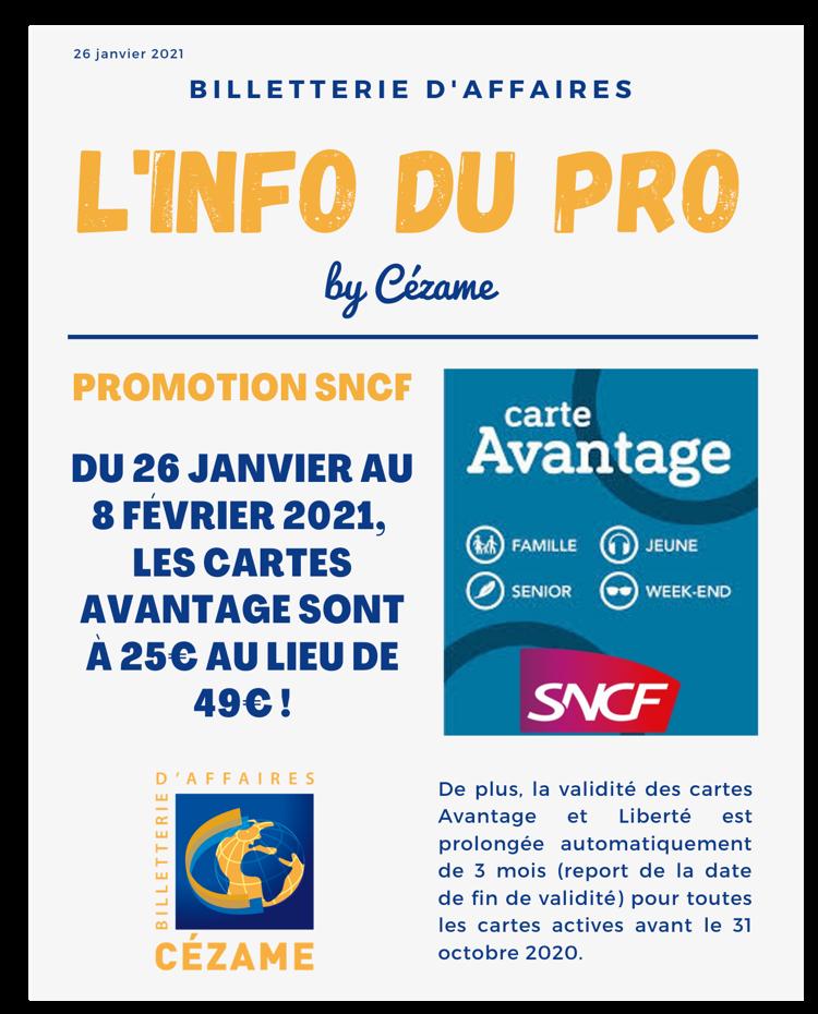 l'Info du Pro by CEZAME